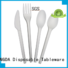 eco friendly cutlery disposable 100% food grade HENGDA Disposable Tableware Brand