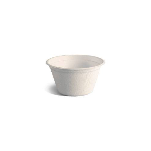 Biodegradable and  Compostable Sugarcane Bagasse Cup