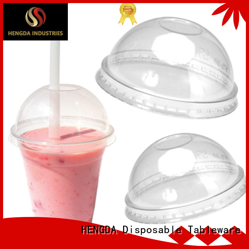wholesale plates and cups plastic water HENGDA Disposable Tableware Brand company