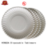 quality paper plates environment-friendly grade disposable paper plates manufacture
