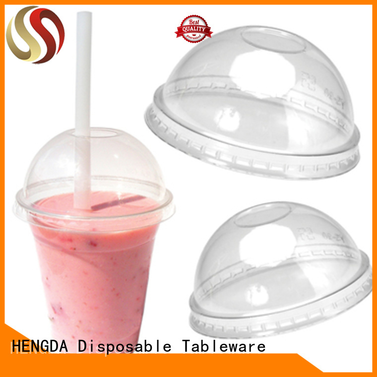 wholesale plates and cups cups HENGDA Disposable Tableware Brand plastic plates and cups