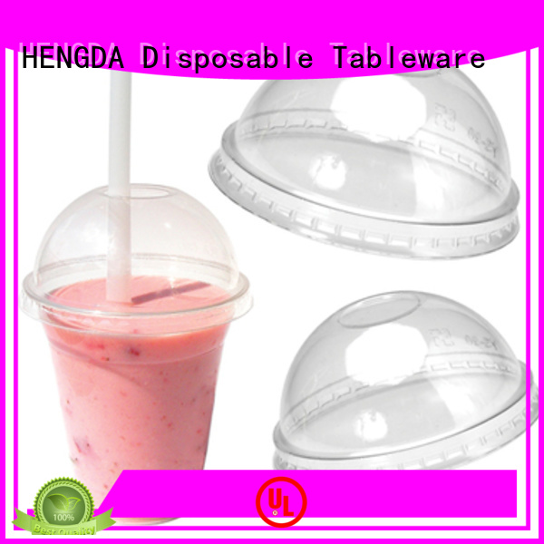 cups hot drink HENGDA Disposable Tableware Brand wholesale plates and cups factory