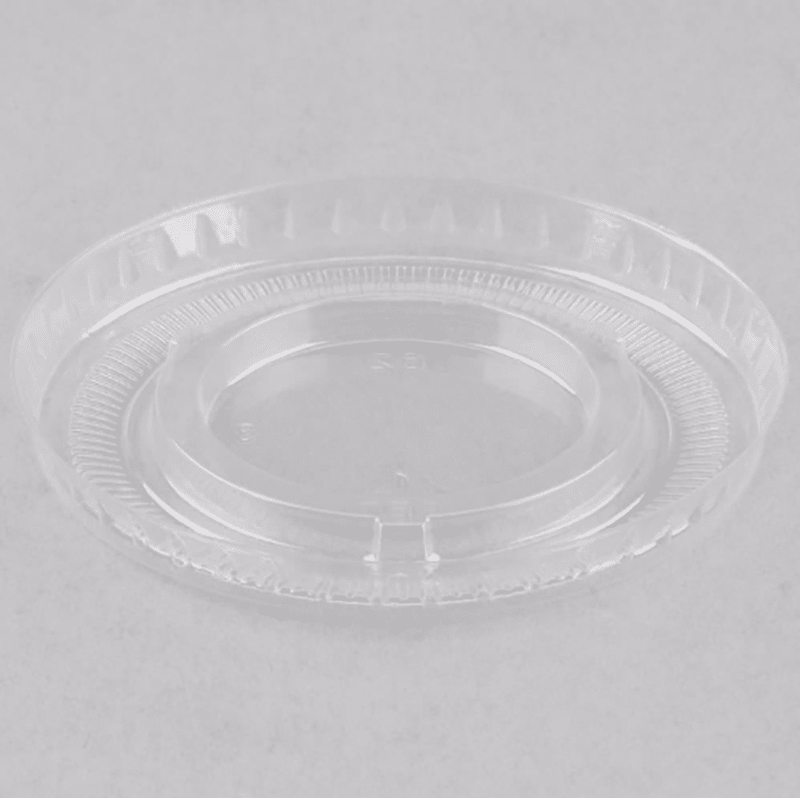 HENGDA Disposable Tableware 100% Food Grade PP Plastic Cup with PET Lid Disposable Plastic Cup image7