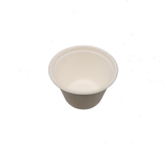green sugarcane compostable eco friendly cups HENGDA Disposable Tableware Brand company