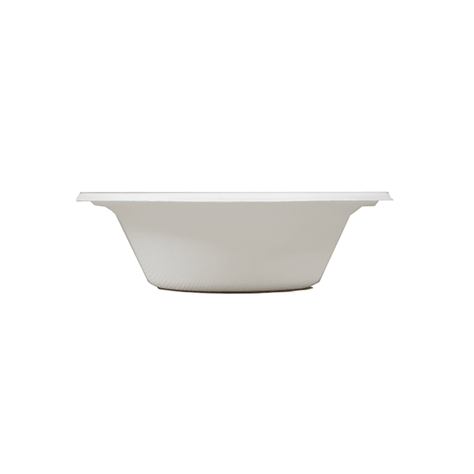 Hot compostable bowls in bulk HENGDA Disposable Tableware Brand