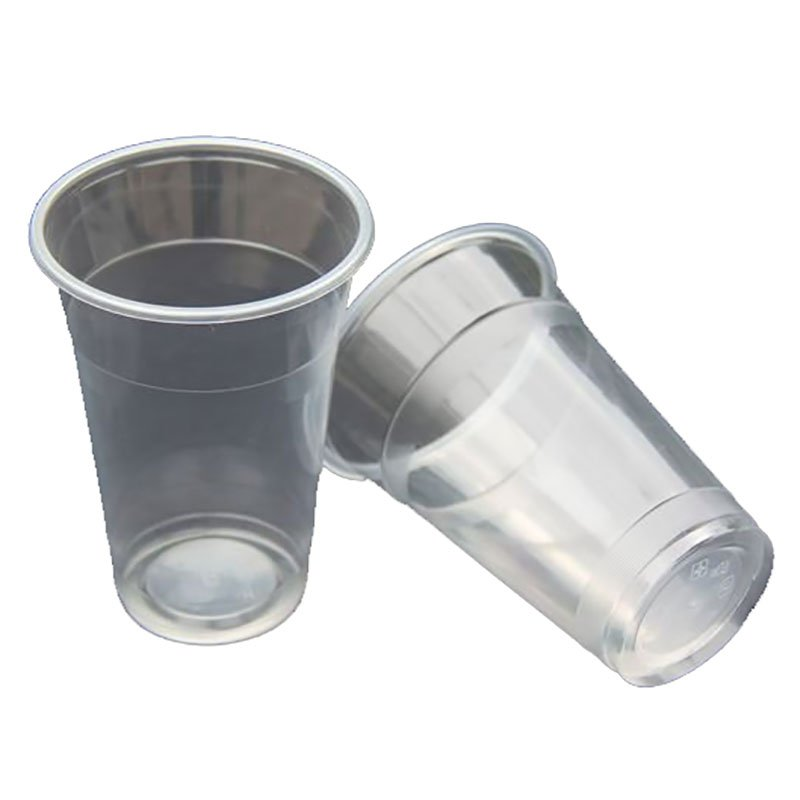 HENGDA Disposable Tableware 100% Food Grade PP Plastic Juice Cup Disposable Plastic Cup image6