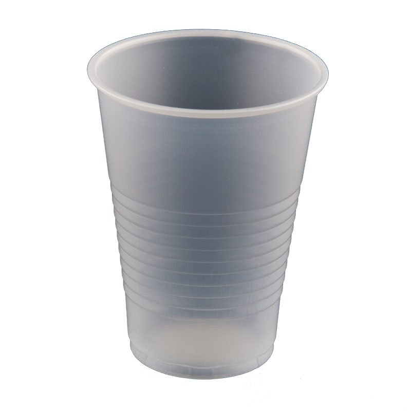 HENGDA Disposable Tableware 100% Food Grade  PP Plastic Water Cup Disposable Plastic Cup image2
