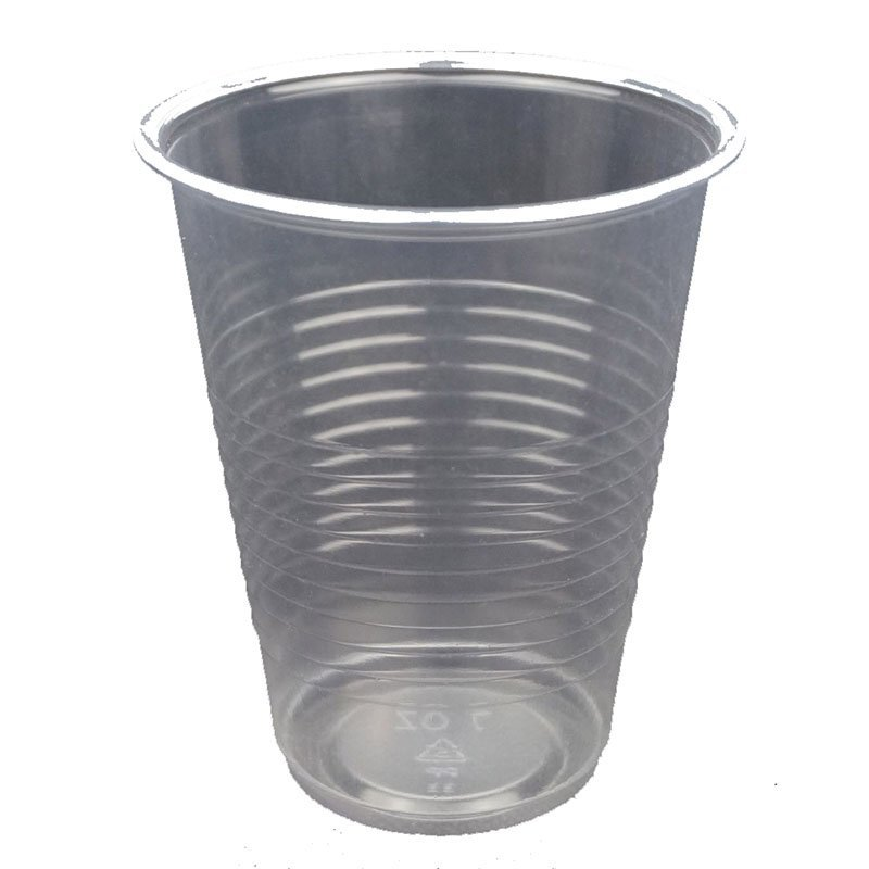 100% Food Grade  PP Plastic Water Cup