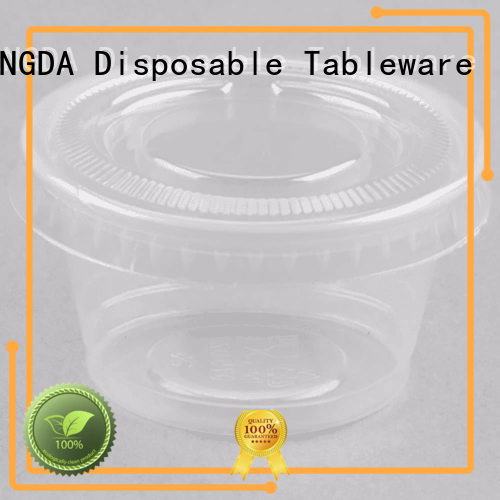 HENGDA Disposable Tableware Brand 100% food grade white wholesale plates and cups hot drink supplier