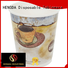 Quality HENGDA Disposable Tableware Brand double hot drink paper party cups