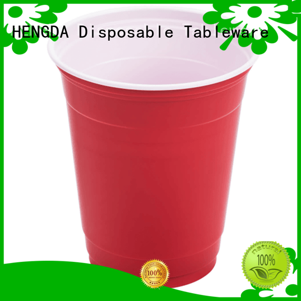 water juice wholesale plates and cups HENGDA Disposable Tableware manufacture