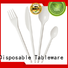 100 pspp party cutlery white HENGDA Disposable Tableware company