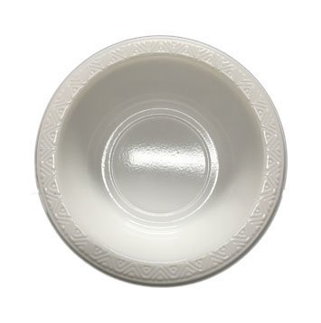 colorful disposable white small plastic party bowls bowl HENGDA Disposable Tableware Brand