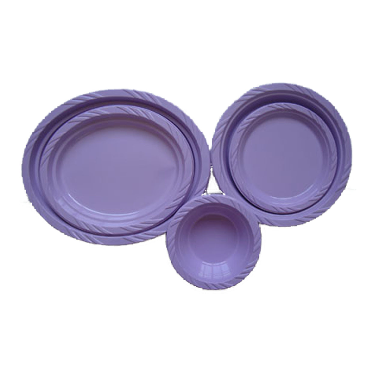 disposable bowl party supplies HENGDA Disposable Tableware Brand disposable plates and bowls manufacture