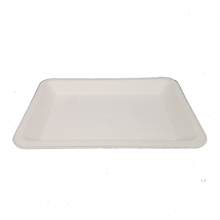 hinged biodegradable in bulk HENGDA Disposable Tableware Brand eco friendly disposable plates for wedding manufacture